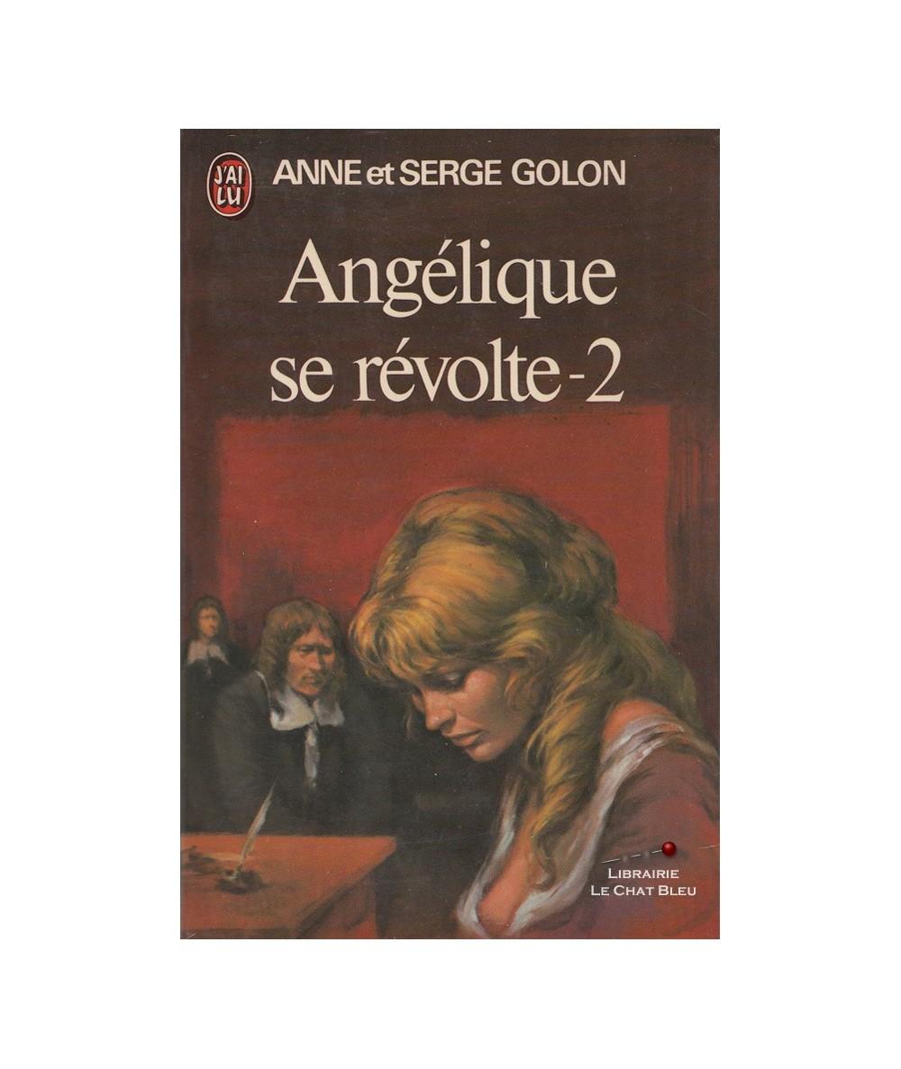 N° 676 -  Angélique se révolte T2 (Anne et Serge Golon)