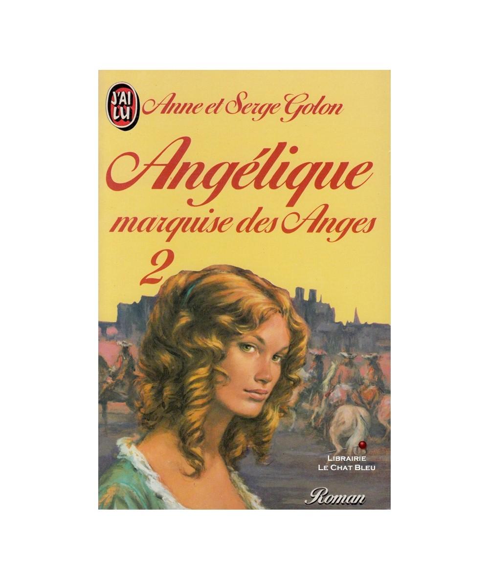 N° 668 -  Angélique marquise des Anges T2 (Anne et Serge Golon)