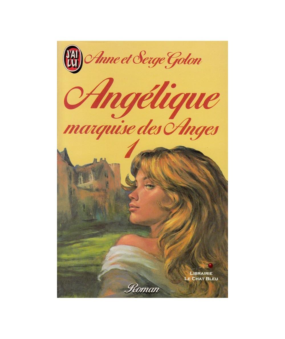 N° 667 -  Angélique marquise des Anges T1 (Anne et Serge Golon)