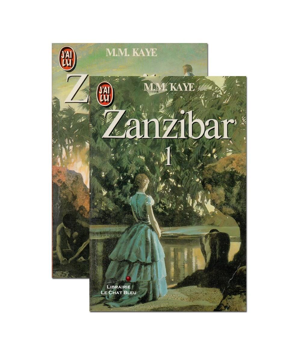 N° 1551 et 1552 : Zanzibar (M.M. Kaye)