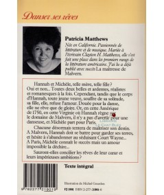 Danser ses rêves (Patricia Matthews) - J'ai lu N° 1901
