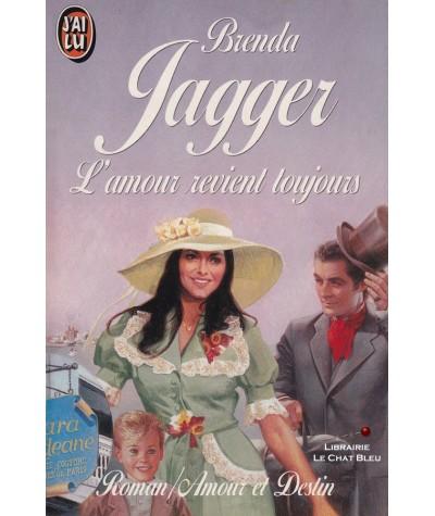 L'amour revient toujours (Brenda Jagger) - J'ai lu N° 3390