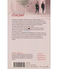 Ecran fatal (Sonja Massie) - J'ai lu N° 5170