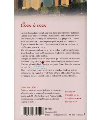 Coeur à coeur (Sandra Kitt) - J'ai  lu N° 5915