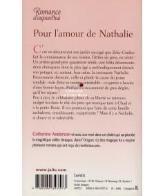 Les Kendrick et les Coulter : Pour l'amour de Nathalie (Catherine Anderson) - J'ai lu N° 7864