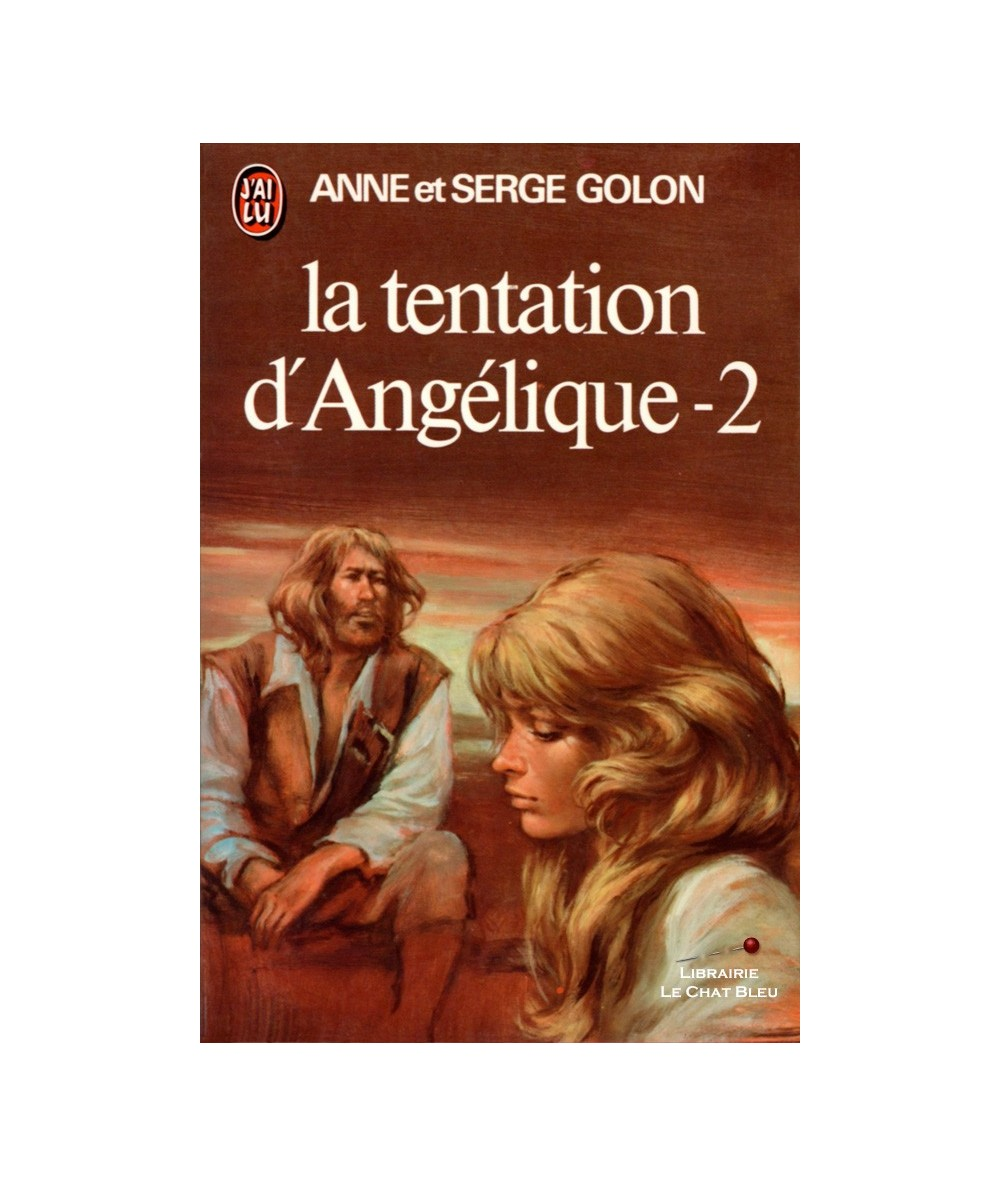 N° 682 - La tentation d'Angélique T2 (Anne et Serge Golon)