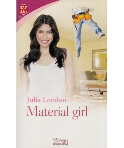 Les trois filles de M. Lear T1 : Material girl (Julia London) - J'ai lu N° 8322