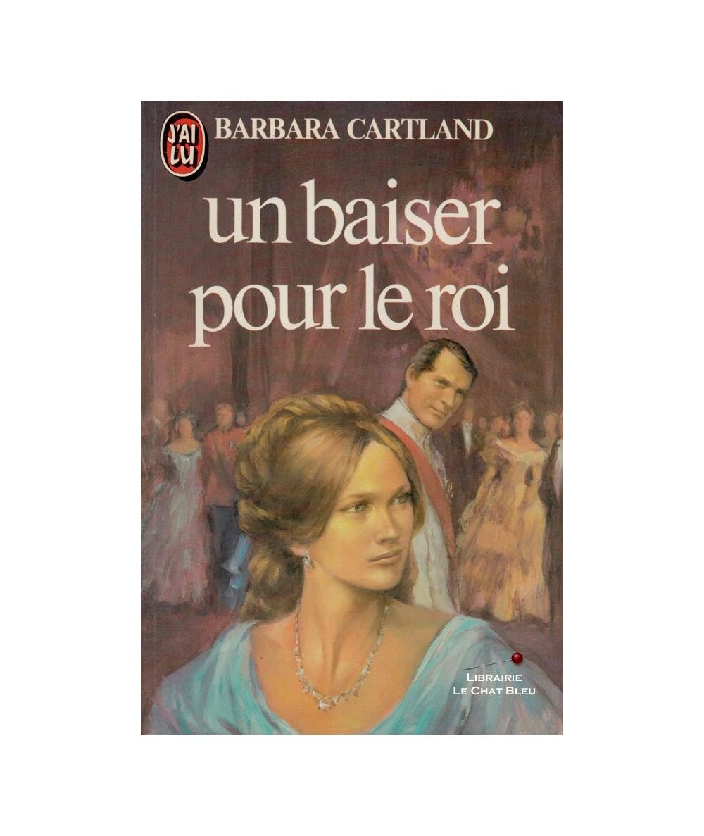 N° 1426 - Un baiser pour le roi (Barbara Cartland)