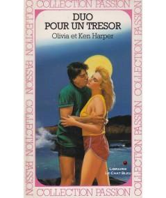 Duo pour un trésor (Olivia et Ken Harper) - Passion N° 198