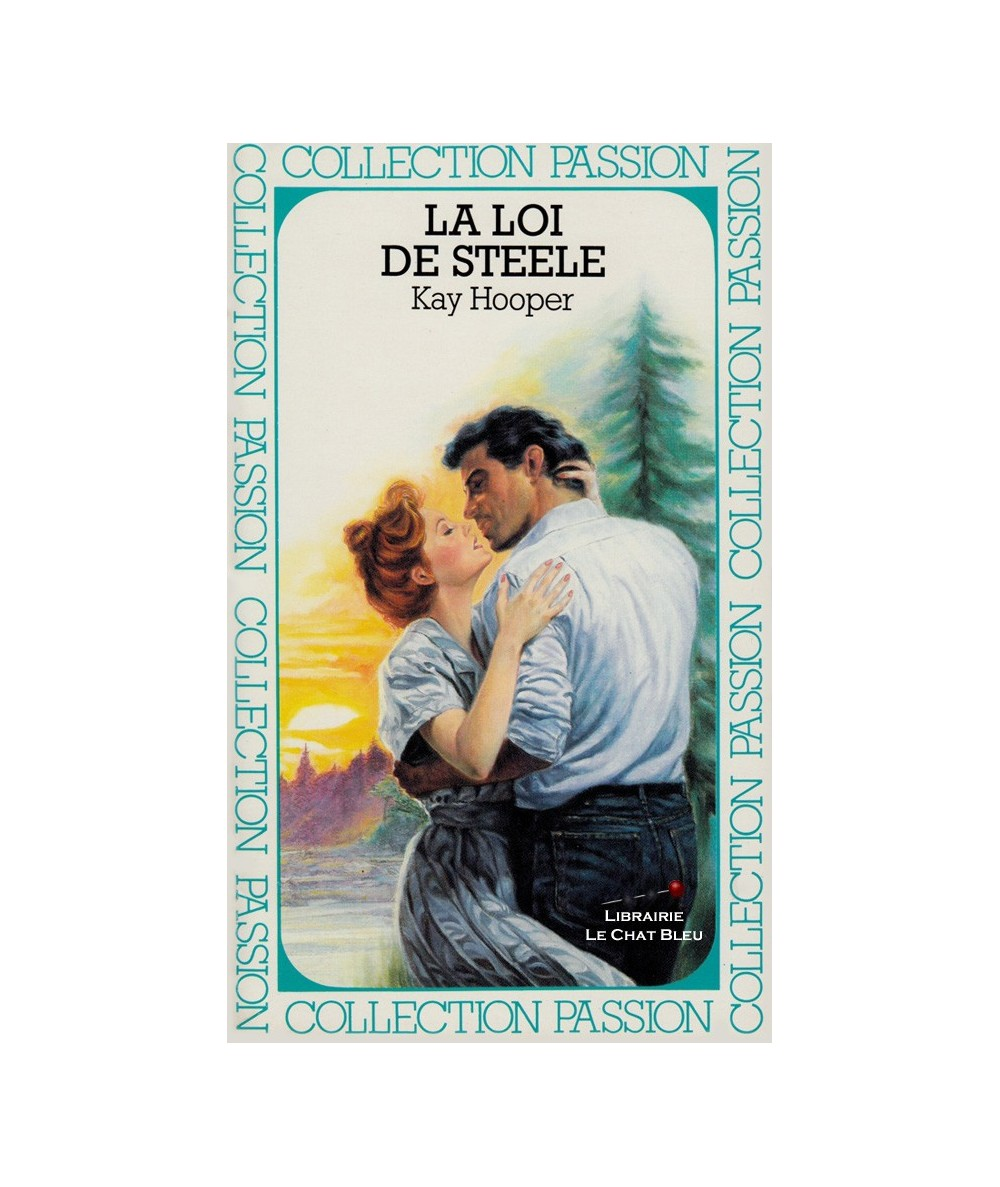 N° 205 - La loi de Steele (Kay Hooper)