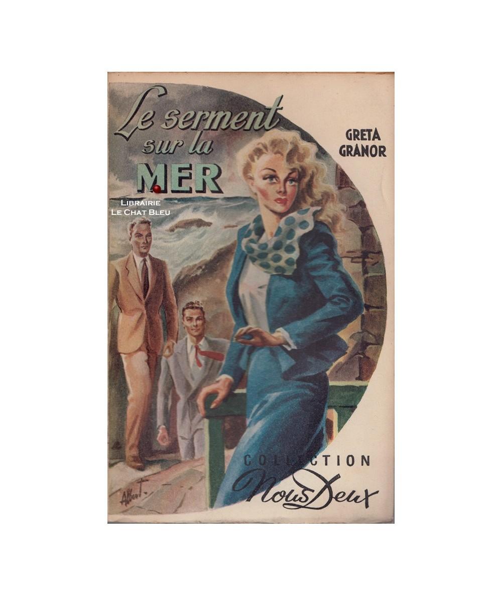 N° 8 - Le serment sur la mer (Greta Granor)