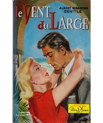 Le Vent du Large (Albert Sébastien Gentile) - Roman Nous Deux N° 90