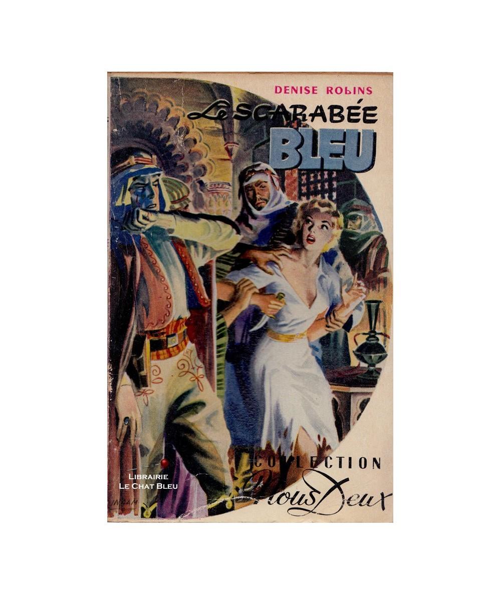 N° 13 - Le scarabée bleu (Denise Robins)