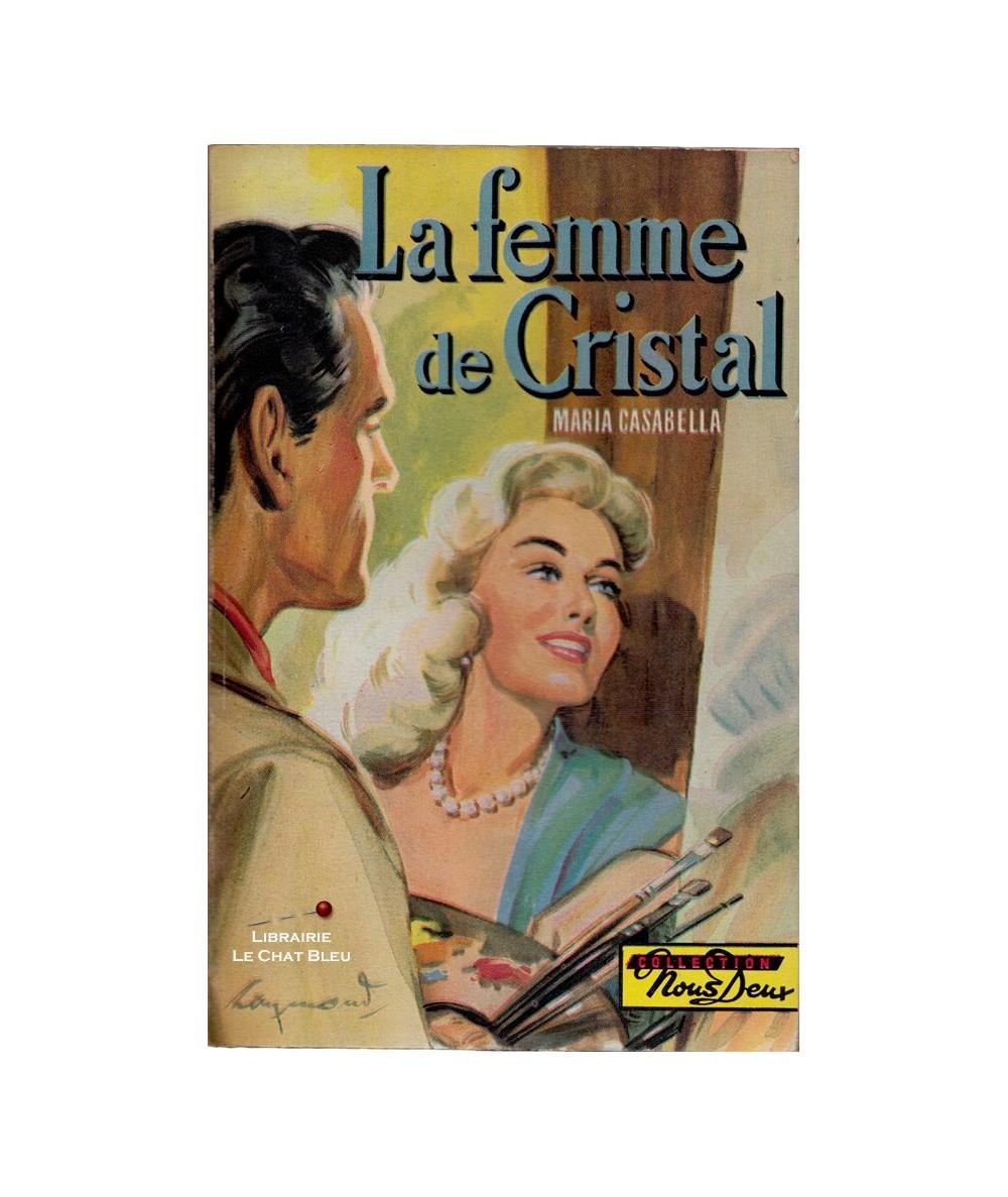 N° 34 - La femme de cristal (Maria Casabella)