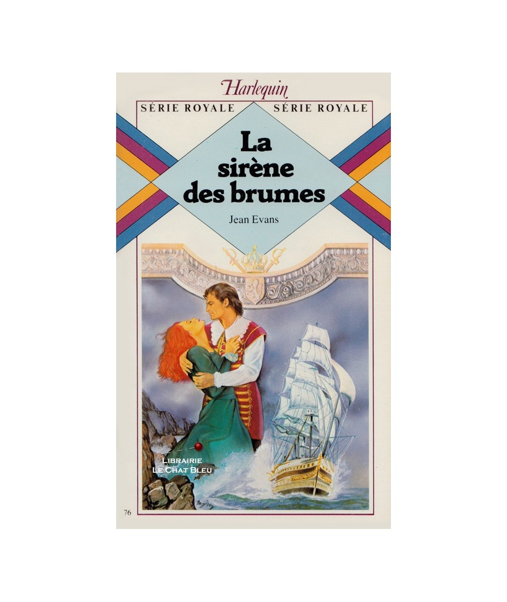 N° 76 - La sirène des brumes (Jean Evans)