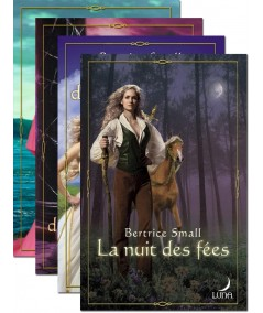 Série Le monde d'Hétar (Bertrice Small) - Livres Harlequin Luna