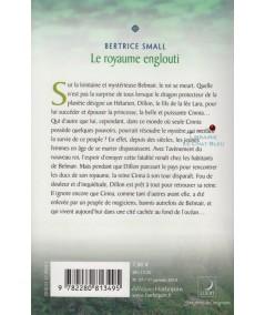 Série Le monde d'Hétar (Bertrice Small) : Le royaume englouti - Luna N° 57