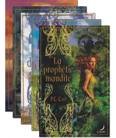 Série Partholon (P.C. Cast) - Livres Harlequin Luna