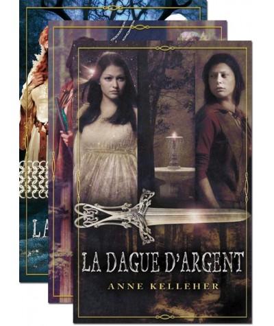 Les Portes de l'Outremonde (Anne Kelleher) - Livres Harlequin Luna