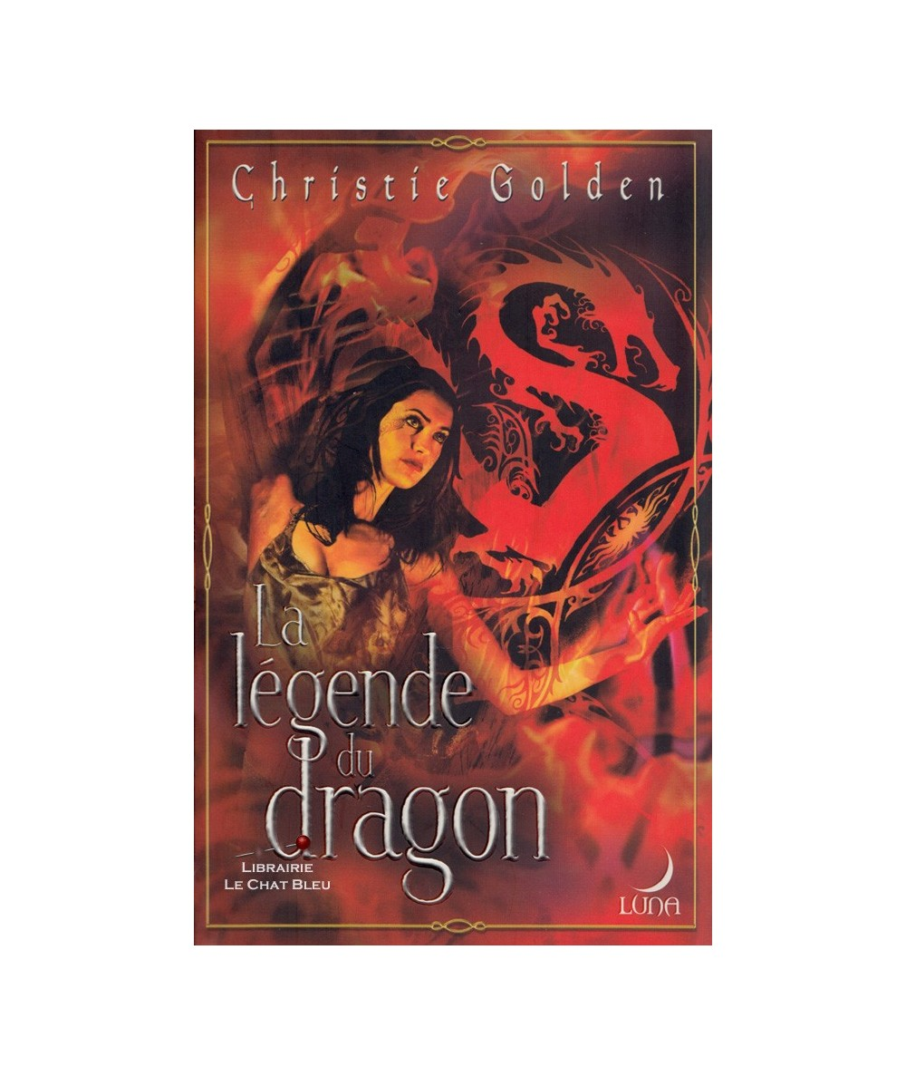 N° 3 - Série Arukan T1 : La légende du dragon (Christie Golden)