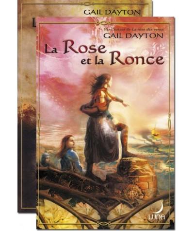 La communauté de la Rose (Gail Dayton) - Livres Harlequin Luna