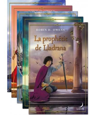 The Summoning (Robin D. Owens) - Série Harlequin Luna