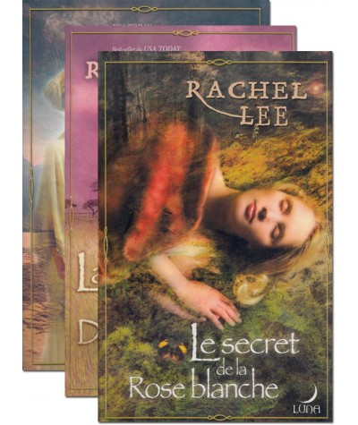 Série Les Ilduin (Rachel Lee) - Harlequin Luna