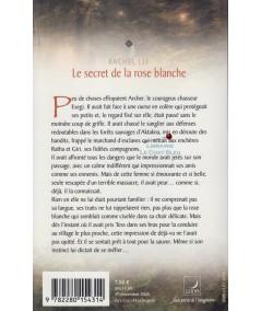 Série Les Ilduin (Rachel Lee) T1 : Le secret de la Rose blanche - Luna N° 7