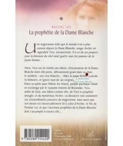 Série Les Ilduin (Rachel Lee) T2 : La prophétie de la Dame blanche - Luna N° 18