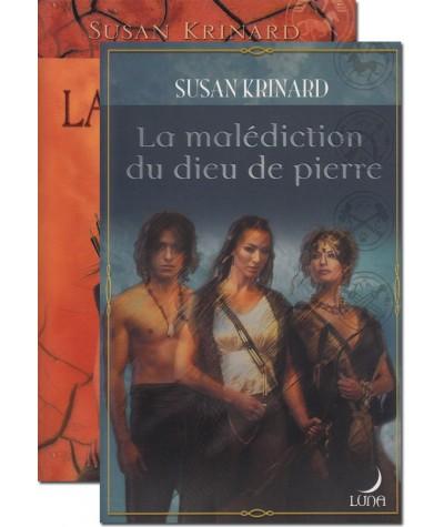 Série Shadow of the stone (Susan Krinard) - Livres Harlequin Luna