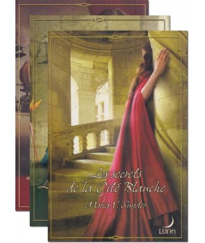 Série Study (Maria V. Snyder) - Harlequin Luna