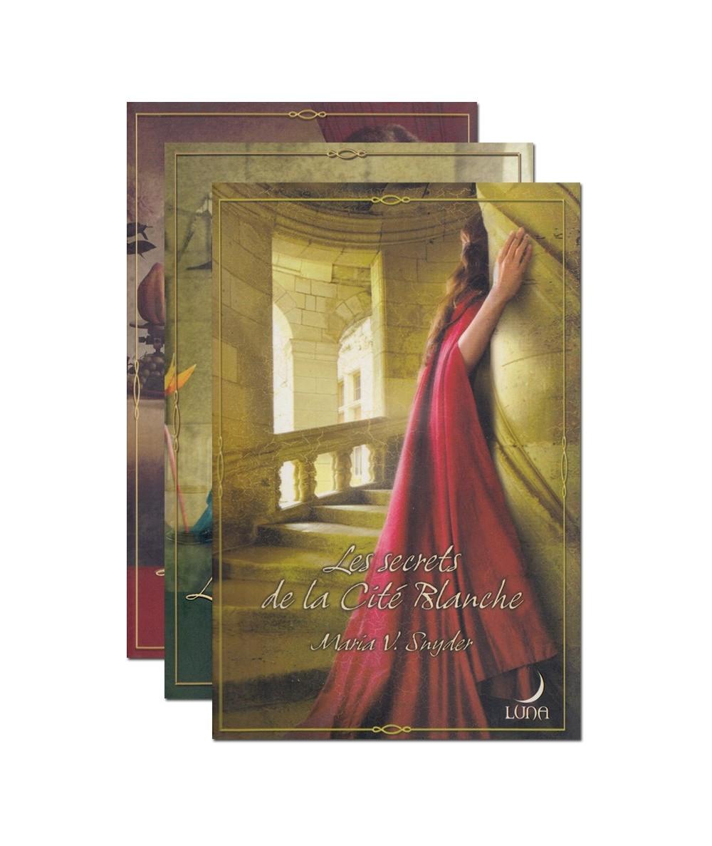 Série Study (Maria V. Snyder)