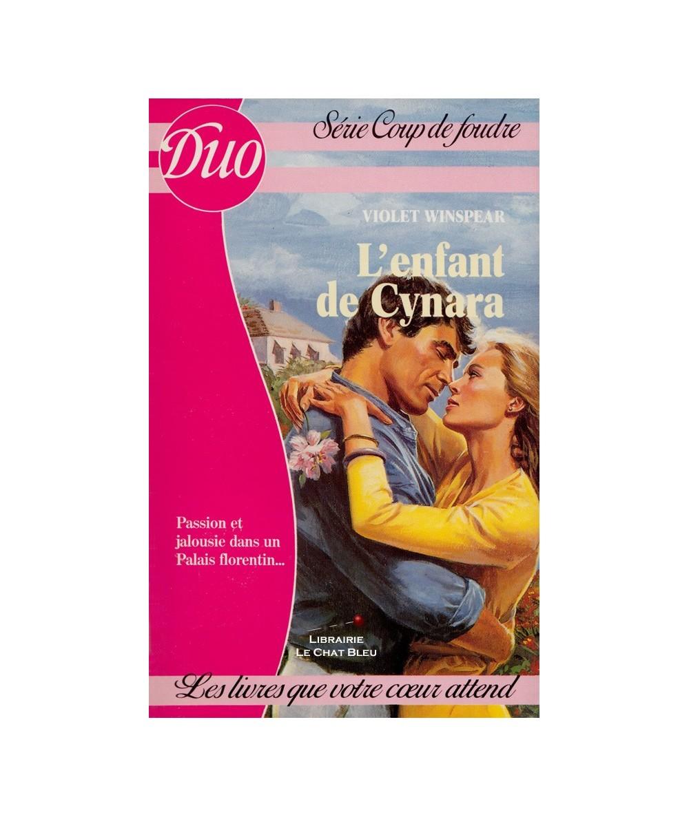 N° 113 - L'enfant de Cynara (Violet Winspear)