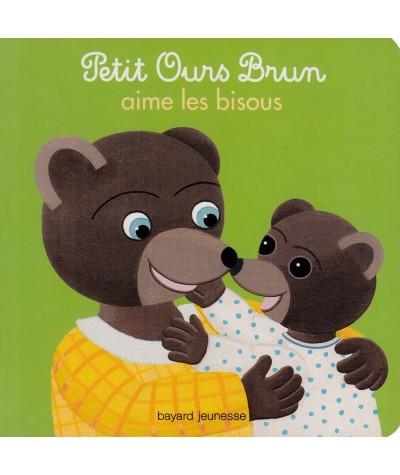 Livre N° 2 - Petit Ours Brun aime les bisous - Bayard Jeunesse