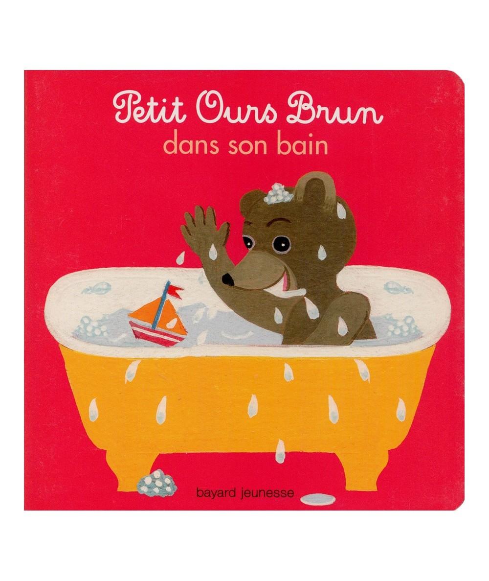 N° 3 - Petit Ours Brun dans son bain (Marie Aubinais, Danièle Bour)