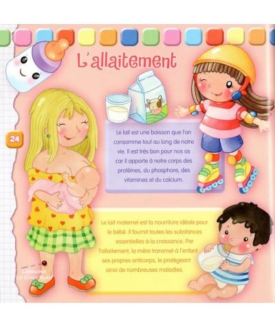 Je découvre comment naissent les bébés (Eleonora Barsotti) - Livre LLC