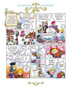 L'école Crinoline T2 : Copines pour la vie - BD Kids - Milan Jeunesse