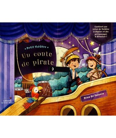 Petit théâtre : Un conte de pirate (Nina de Polonia) - À partir de 3 ans