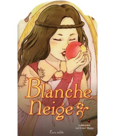 Blanche-Neige (Jennifer Trican) - Encre violette
