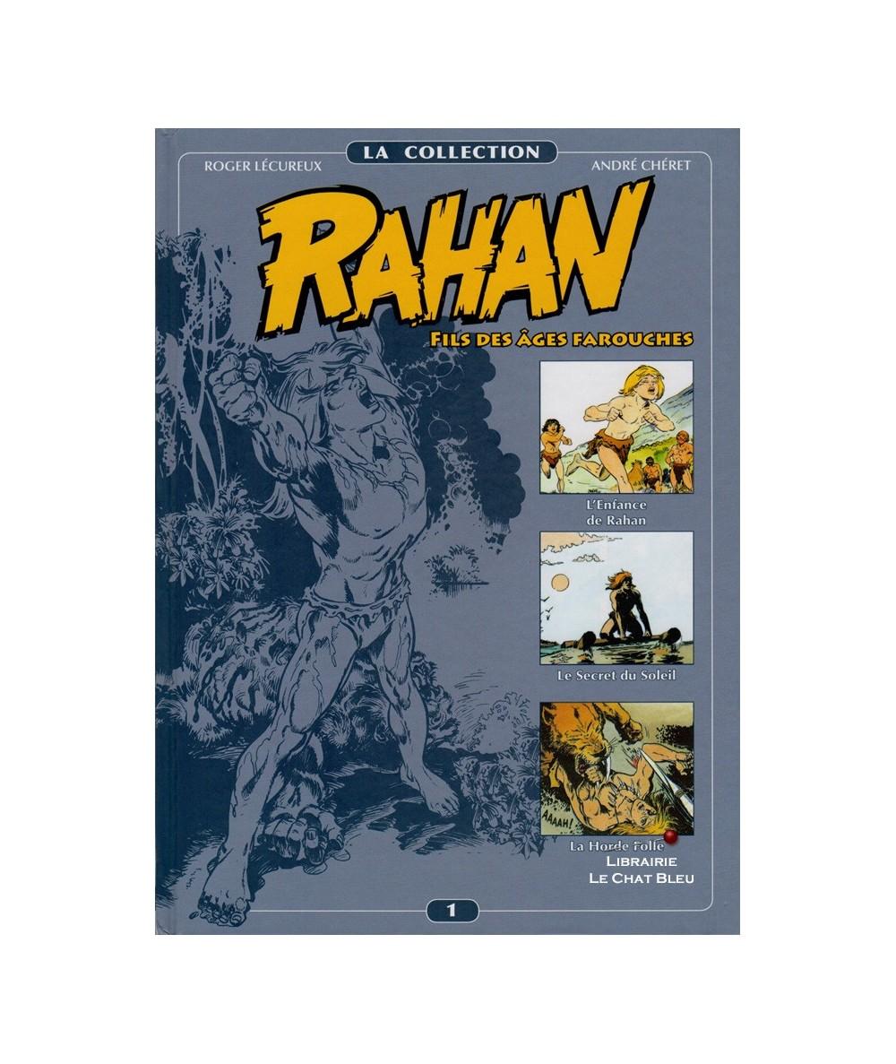RAHAN T1 : L'Enfance de Rahan - Le Secret du Soleil - La Horde Folle