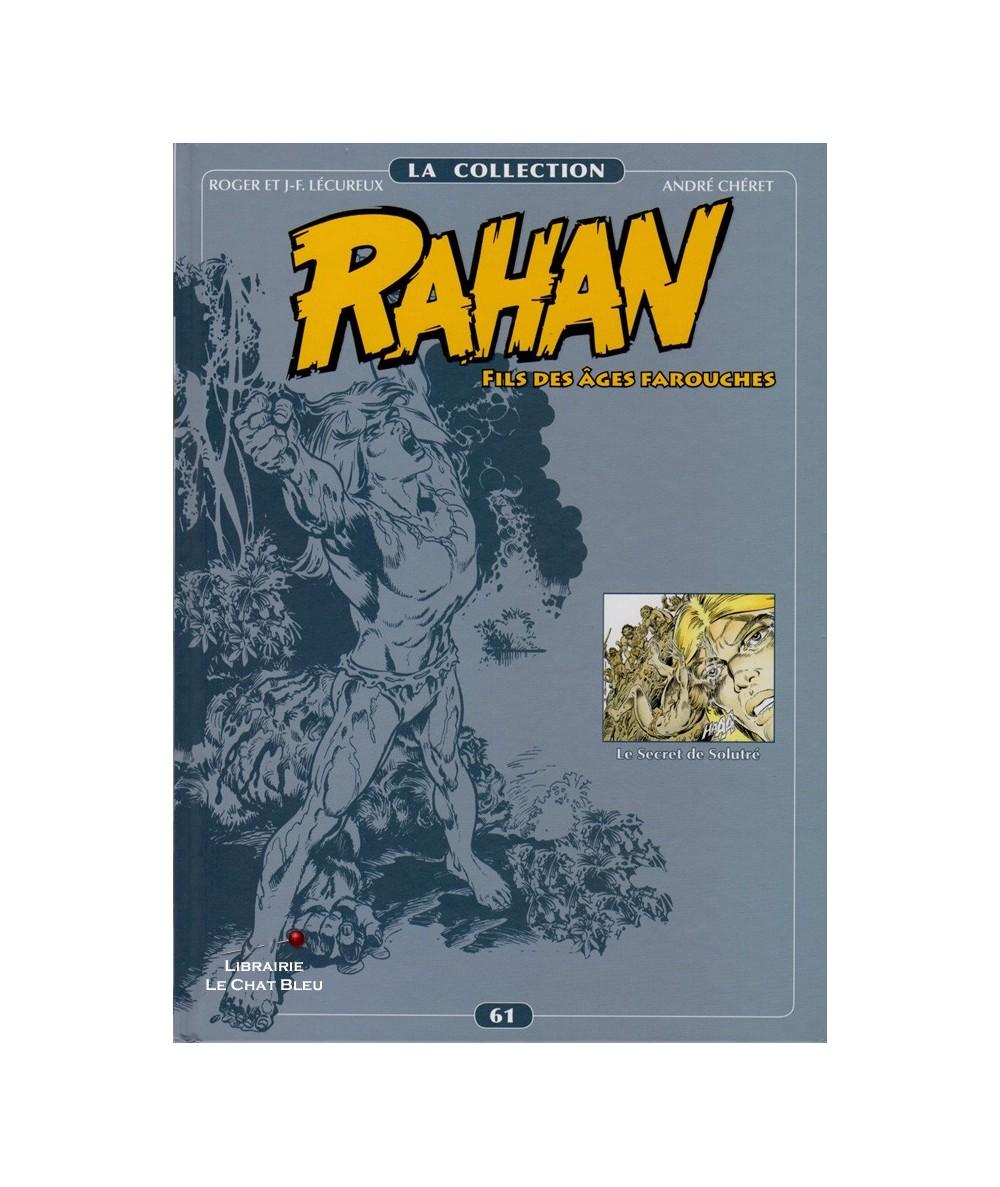 RAHAN T61 : Le Secret de Solutré
