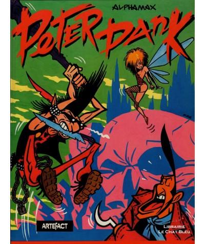 Peter Pank T1 (Alphamax) - Bande dessinée Artefact