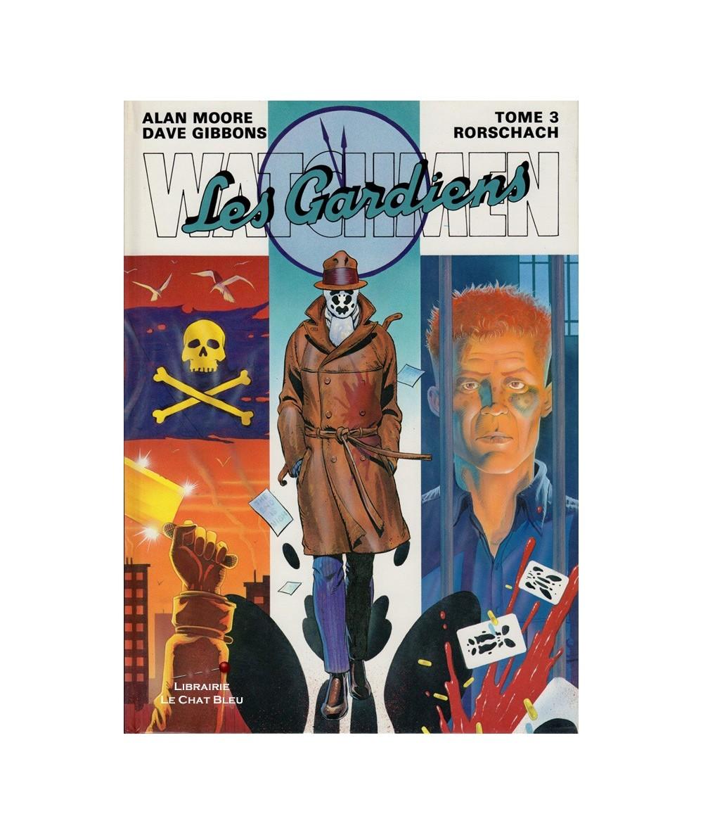 Watchmen (Les Gardiens) T3 : Rorschach (A. Moore, D. Gibbons)