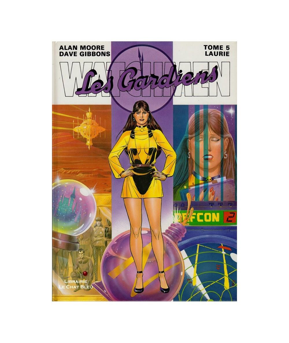 Watchmen (Les Gardiens) T5 : Laurie (A. Moore, D. Gibbons)