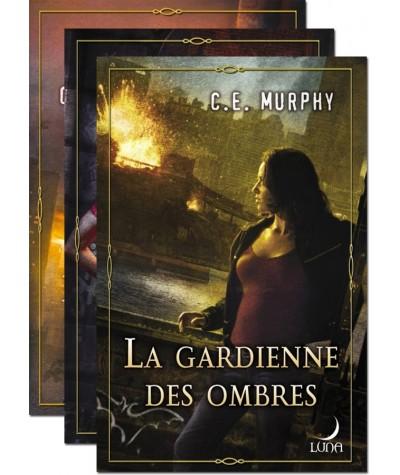 Série Negociator (C.E. Murphy) - Livres Harlequin Luna
