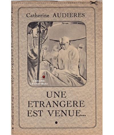 Une étrangère est venue… (Catherine Audières)