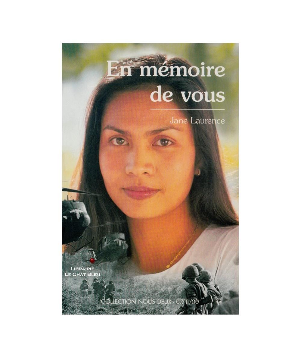 N° 92 - En mémoire de vous (Jane Laurence)
