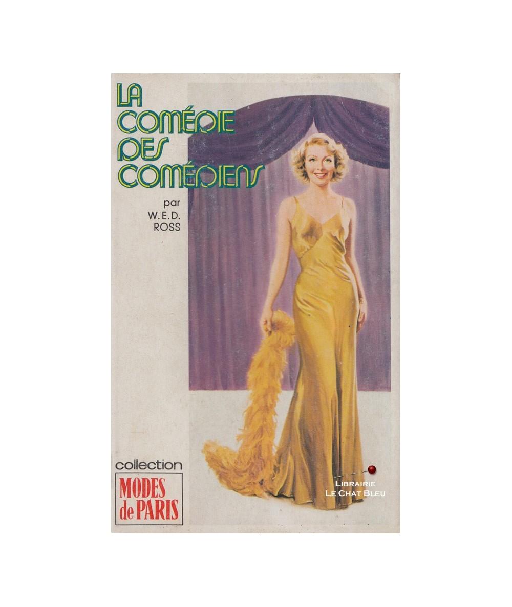 La comédie des comédiens (W.E.D. Ross) - Modes de Paris N° 84