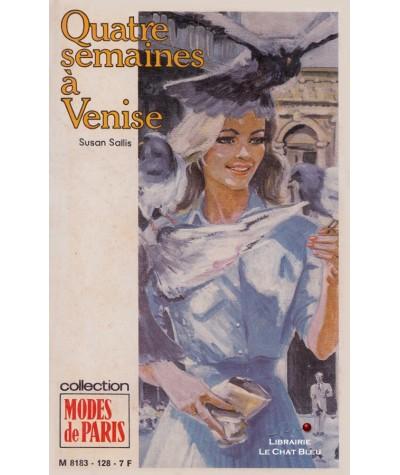 Quatre semaines à Venise (Susan Sallis) - Modes de Paris N° 128