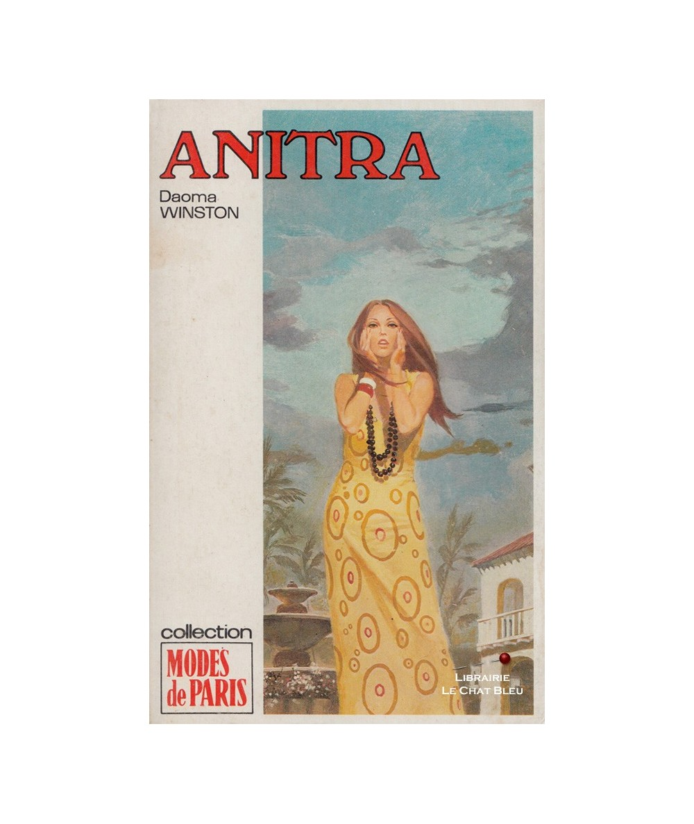 Anitra (Daoma Winston) - Modes de Paris N° 106